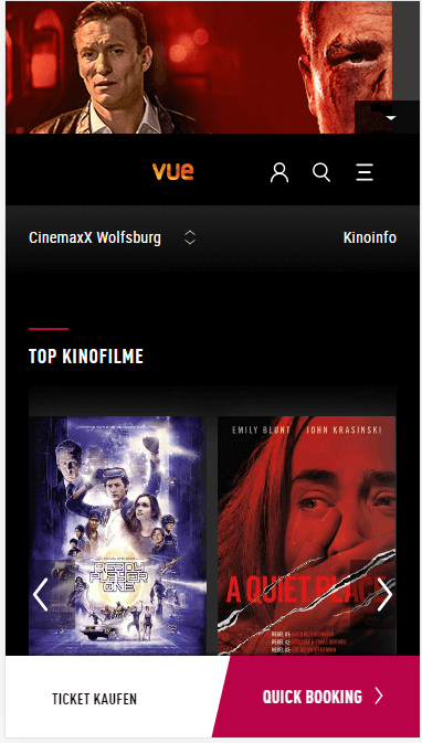 Abbildung 2- https://www.cinemaxx.de/, 12.04,2018, 9:30