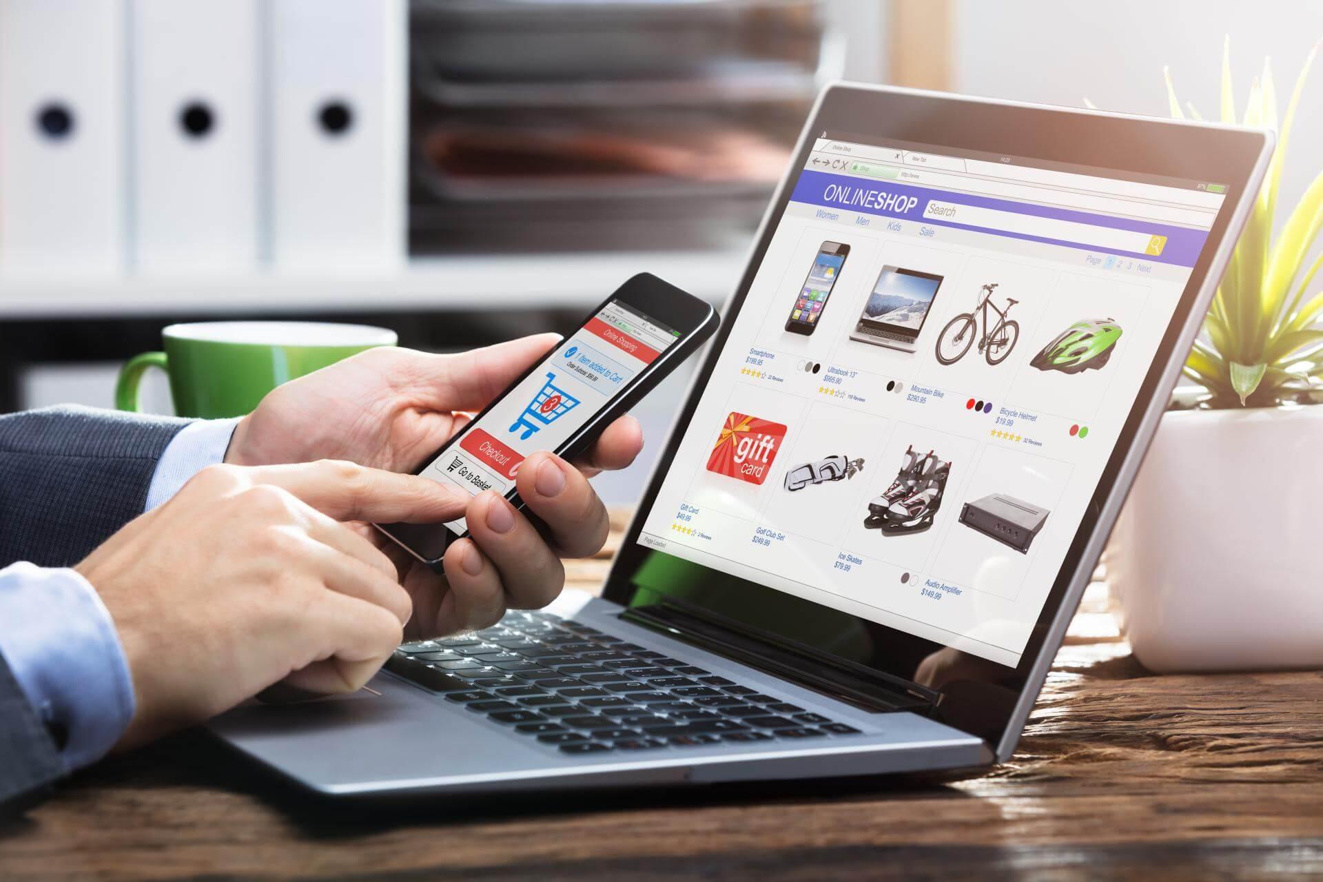 Shopping Ads<br><span>Umsatztreiber mit relevanten Leads</span>