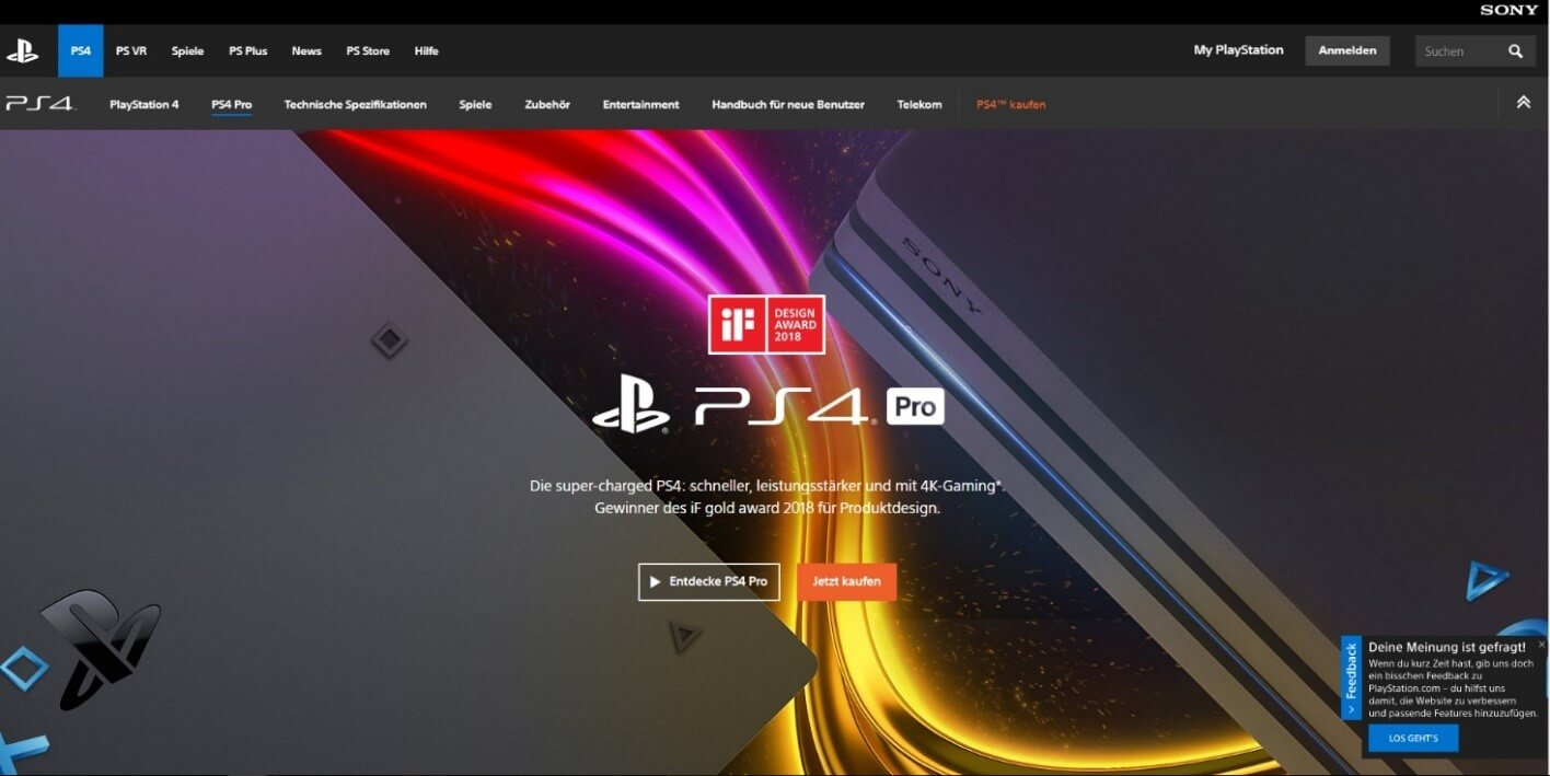 https://www.playstation.com/de-de/explore/ps4/ps4-pro/, 05.04.18
