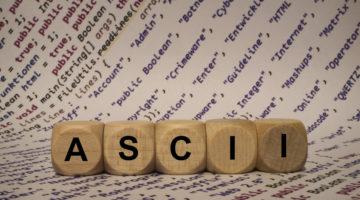 ASCII - Code