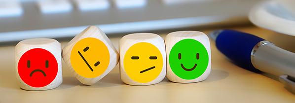 Customer Journey Smileys