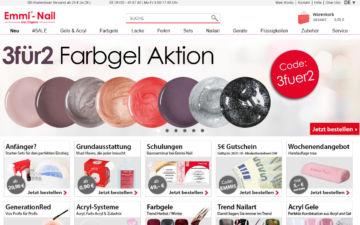 Screenshot EMAG