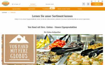 Screenshot Globus