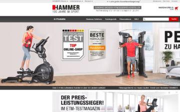 Screenshot Hammer Sport