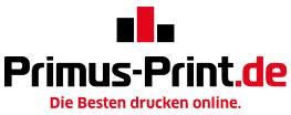 Logo PRIMUS international printing