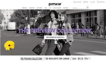 Screenshot PIMKIE