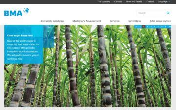 Screenshot BMA Braunschweigische Maschinenbauanstalt