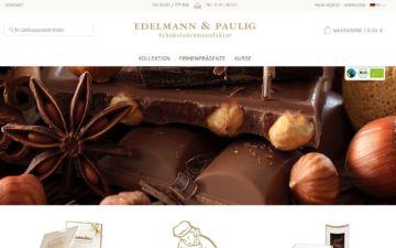 Screenshot EDELMANN & PAULIG