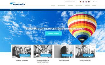 Screenshot Euromate