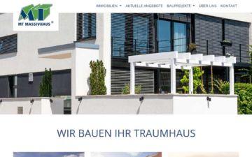Screenshot MT Massivhaus