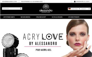 Screenshot Alessandro