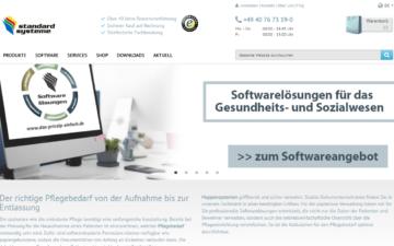 Screenshot Standard Systeme