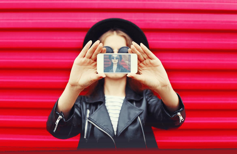 Instagram<br> <span>Mit Bildern und Videos interagieren </span>