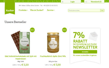 Screenshot Xucker